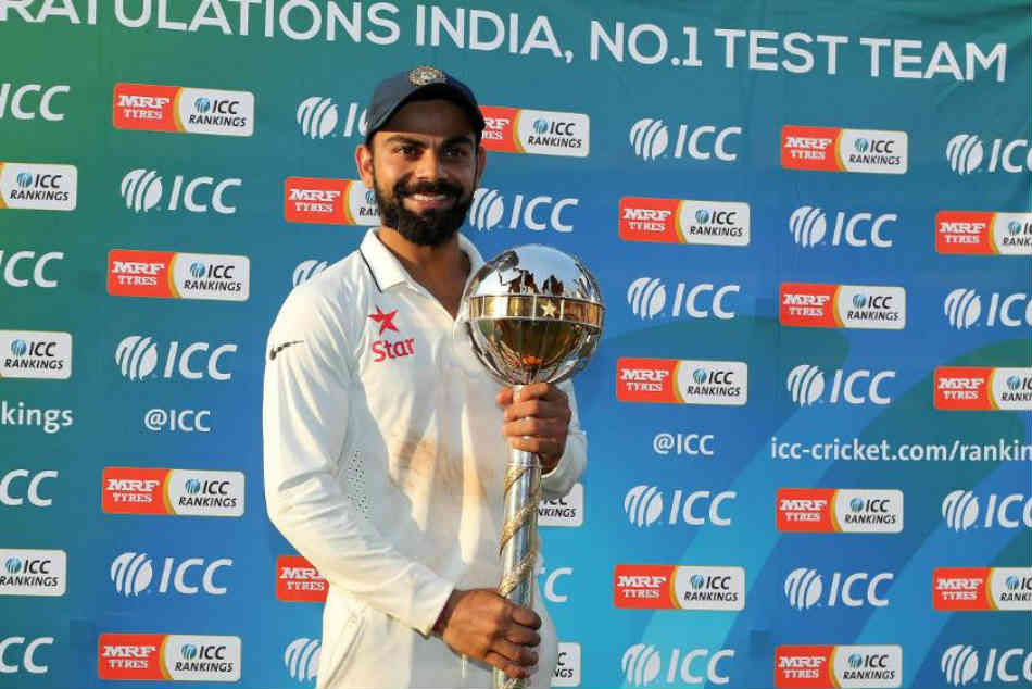 India Retain Test Mace For Third Consecutive Year