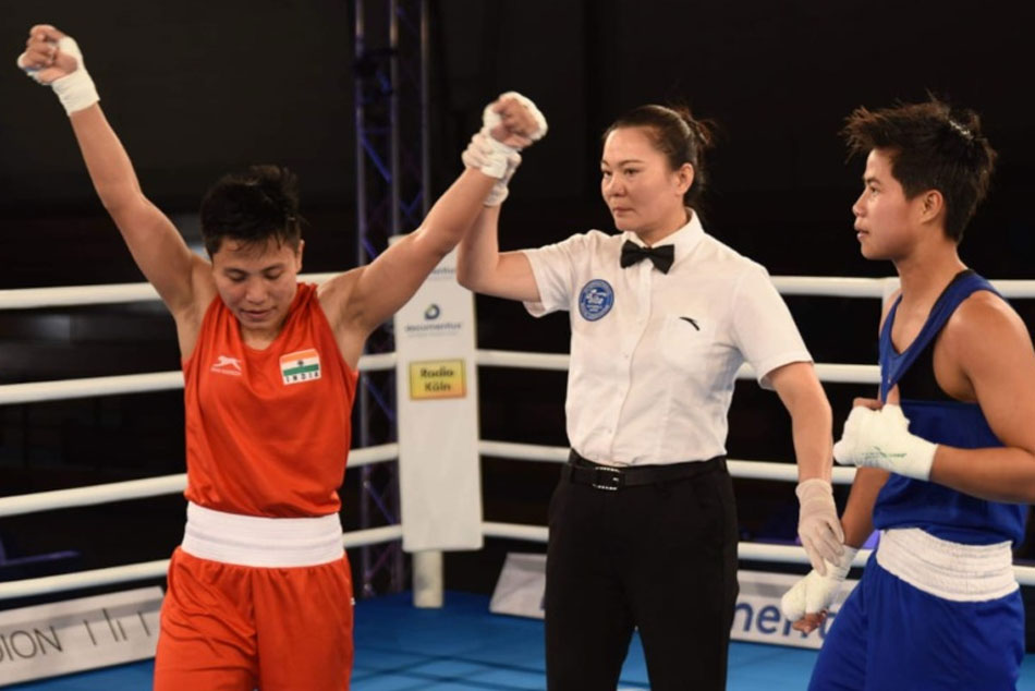 Cologne Boxing World Cup Meena Kumari Bags 54kg Gold Medal