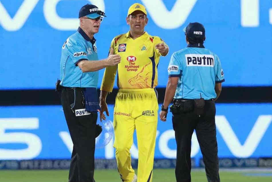 MS Dhoni Is Human: Sourav Ganguly Comes To CSK Skippers Defence In No-Ball Controversy