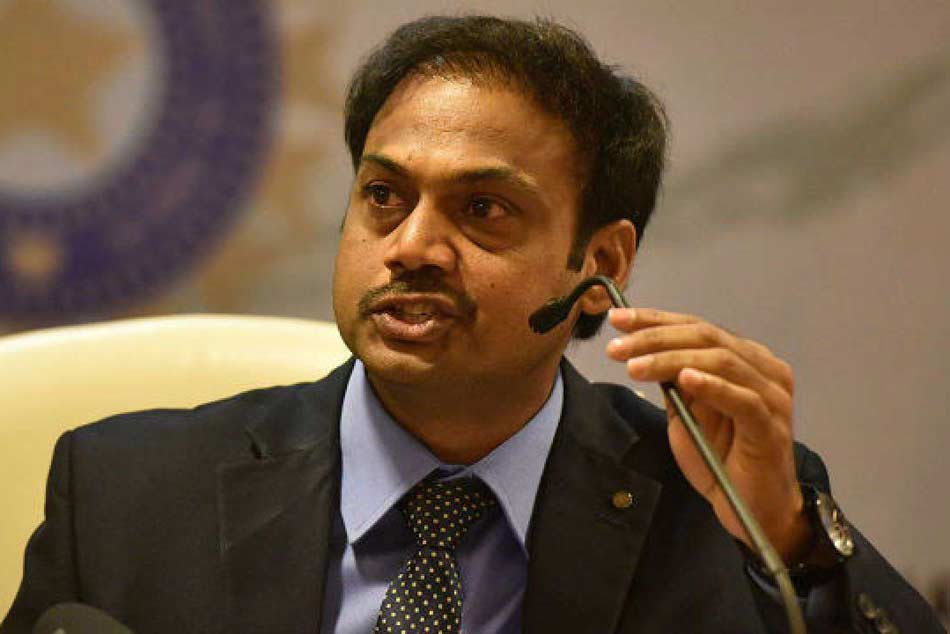 Chief Indian Selector Msk Prasad Reveals Date Of Announcement Of India World Cup Team