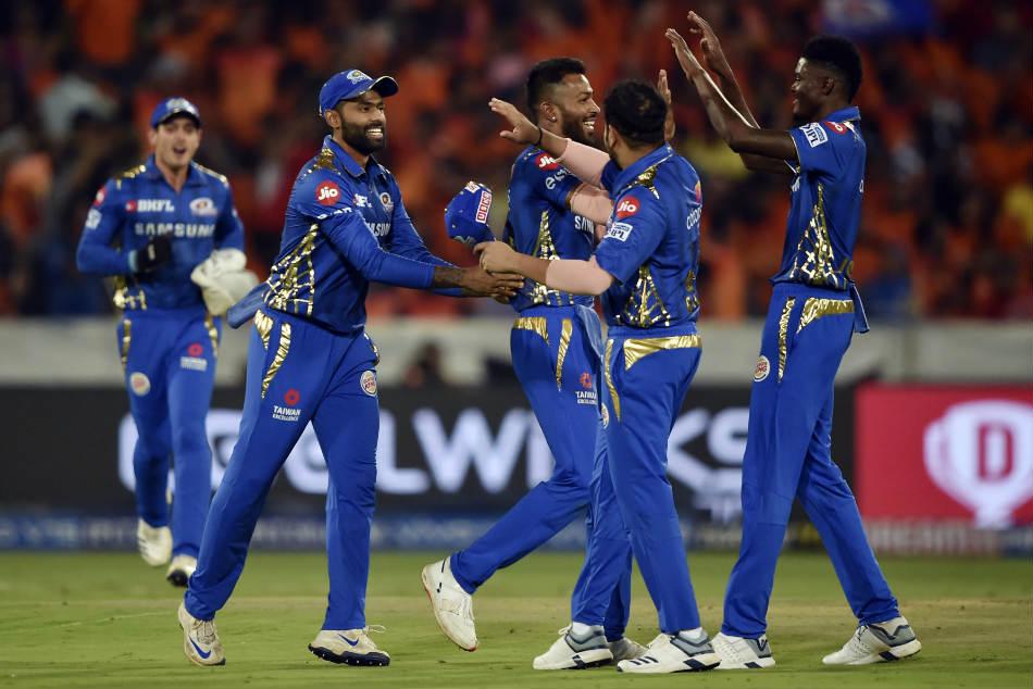 Ipl 2019 Srh Vs Mi Highlights Pollard Ipl Debutant Josep Combine To Script Mumbais Memorable Win