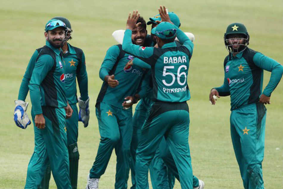 Icc World Cup 2019 Pcb Names The Pakistan Squad For The Mega Event