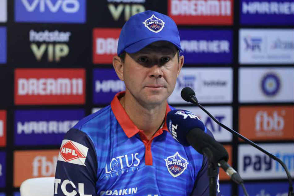 Delhi Capitals Coach Ricky Ponting Blasts Kotla Pitch Says Sunrisers Hyderabad Benefited
