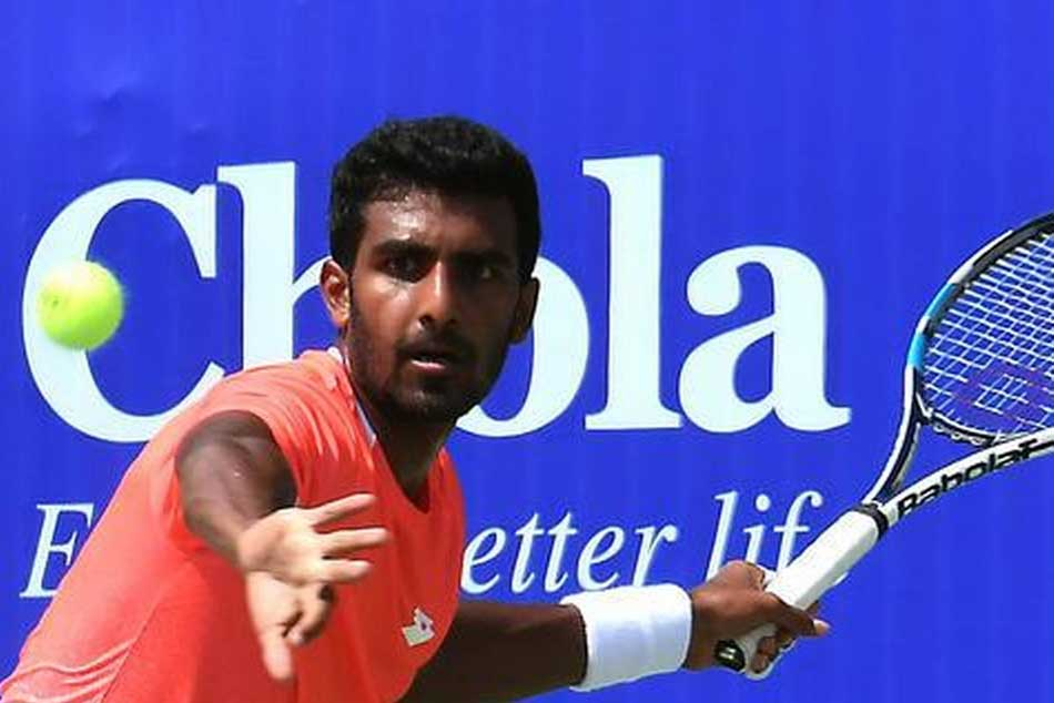 Prajnesh Gunneswaran battles past Majchrzak to reach Kunming Open final
