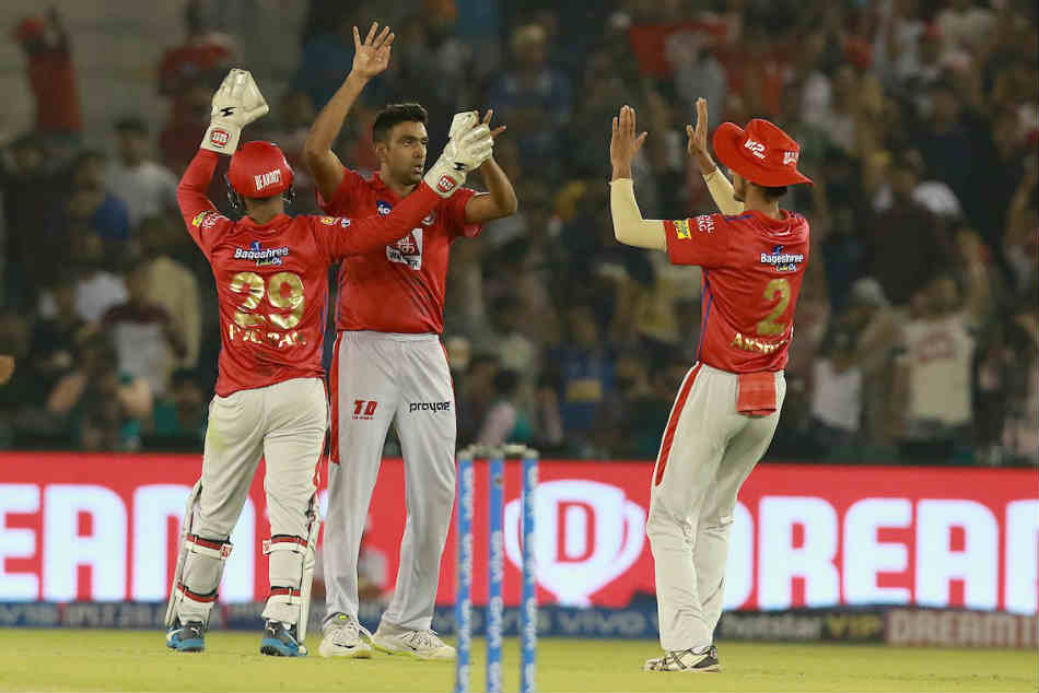 Ipl 2019 Live Score Kxip Vs Rr At Mohali Punjab Register 12 Run Victory
