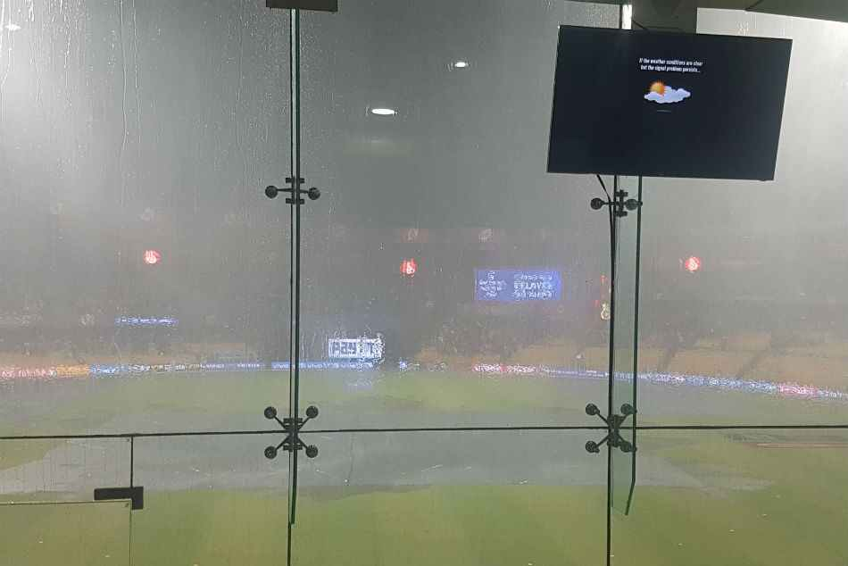 Rcb Vs Rr Match Live Ipl 2019 Rains Delay The Start Of Play Rajasthan Win The Toss And Opt To Bowl