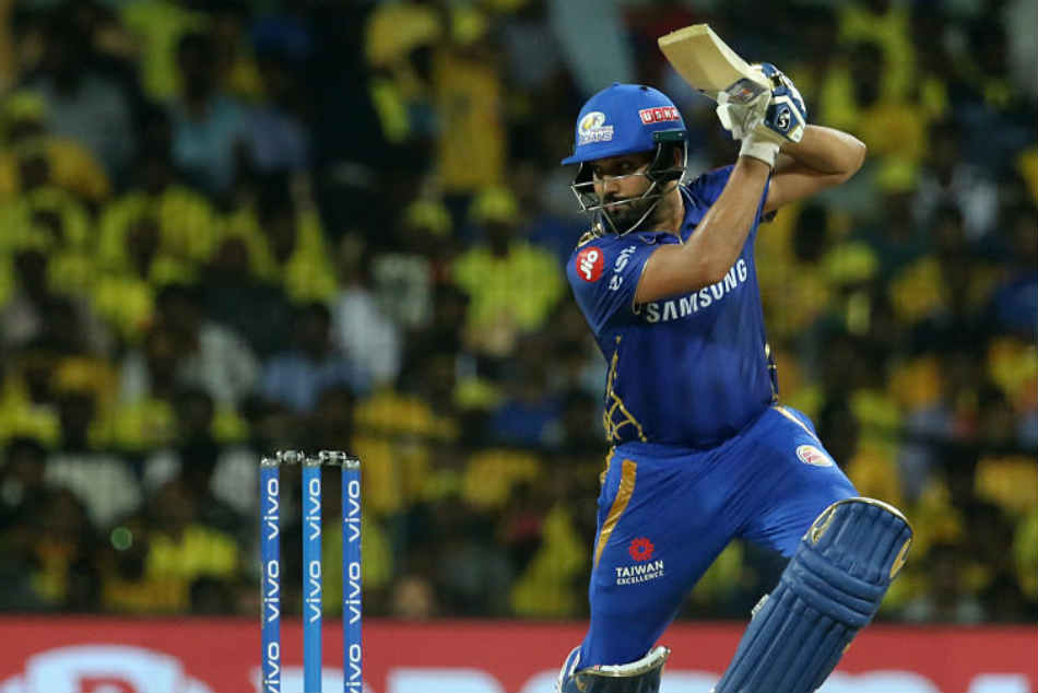 Ipl 2019 Csk Vs Mi Mumbai Indians Captain Rohit Sharma Creates Unique Records