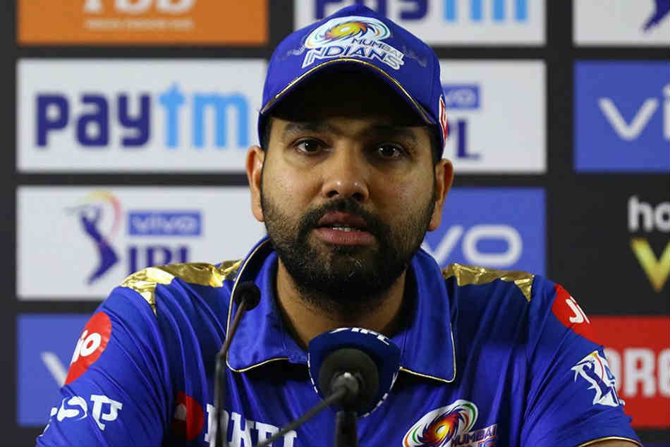 Selectors Virat Kohli Ravi Shastri Will Decide Final World Cup Team Says Rohit