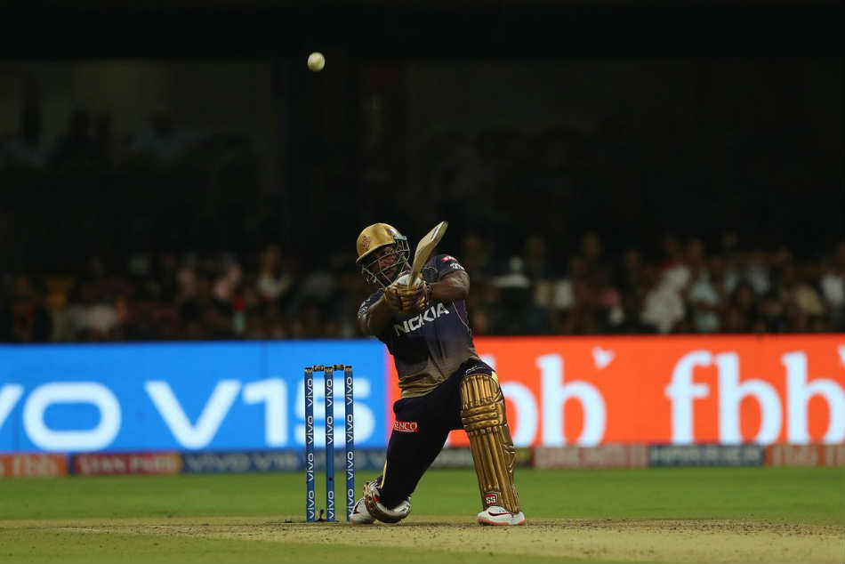 Ipl 2019 Rcb Vs Kkr Match Hilights Russell Blitzkrieg Takes Kolkata To 5 Wicket Win