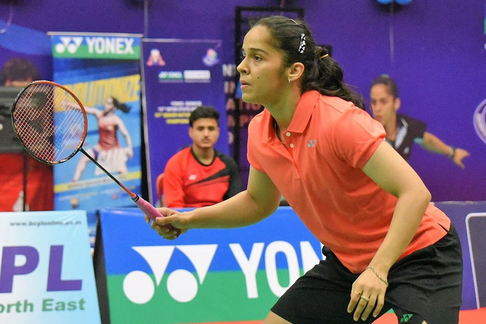 Malaysia Open Saina Nehwal Crashes Out After Error Prone Performance In Round