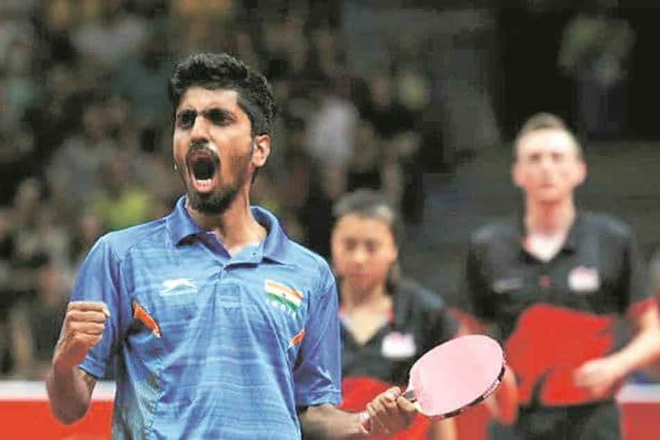 Sathiyan Gnanasekaran Reaches World No 24 Rank In Ittf To Become First Indian To Break