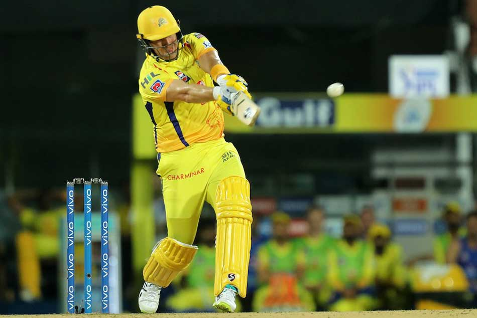 Ipl 2019 I Can T Thank Stephen Fleming And Ms Dhoni Enough For Their Beleif In Me Shane Watson