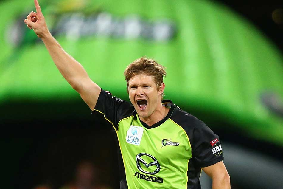 Shane Watson Retires From Big Bash League