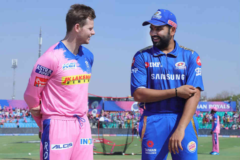 Ipl 2019 Steve Smith Replaces Ajinkya Rahane As Rajasthan Royals Captain For Remainder