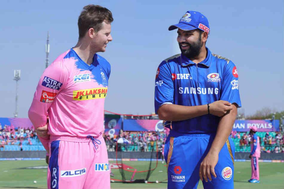 Ipl 2019 Steve Smith Replaces Ajinkya Rahane As Rajasthan Royals Captain For Remainder