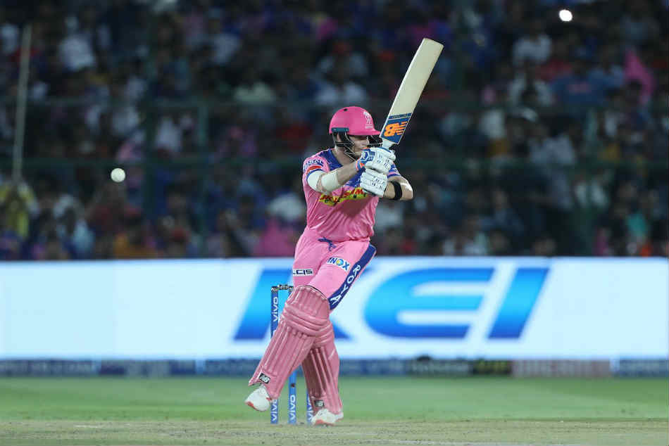 Ipl 2019 Rr Vs Mi Match At Jaipur Royals Win By Five Wickets