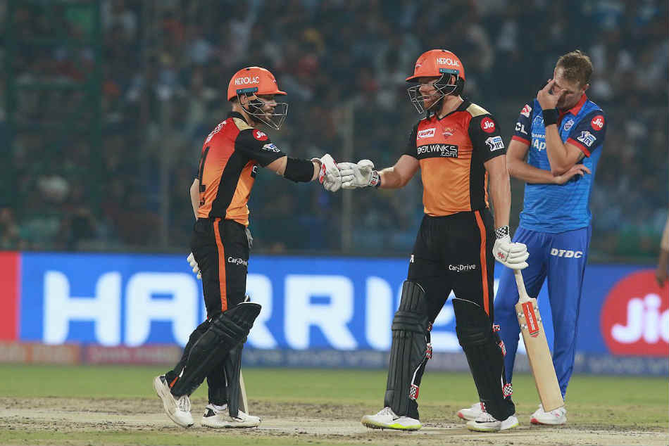 Ipl Highlights Dc Vs Srh Bairstow Powers Srh To 5 Wicket Victory Over Delhi Capitals