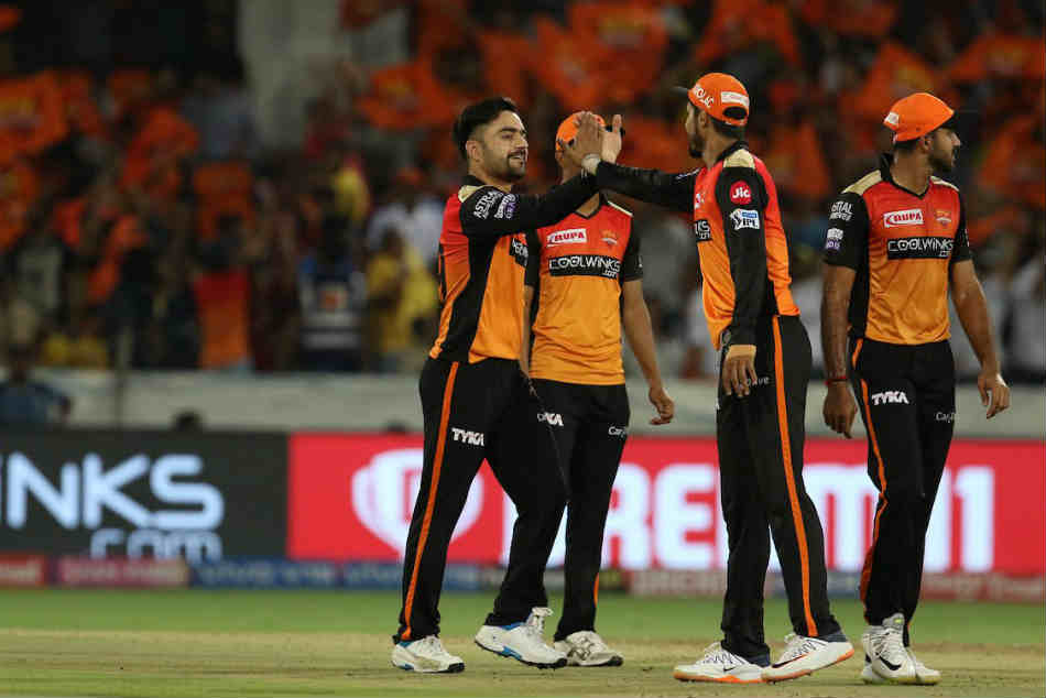 Ipl 2019 Srh Vs Csk Live Updates Rashid And Khaleel Restrict Chennai To 132 For