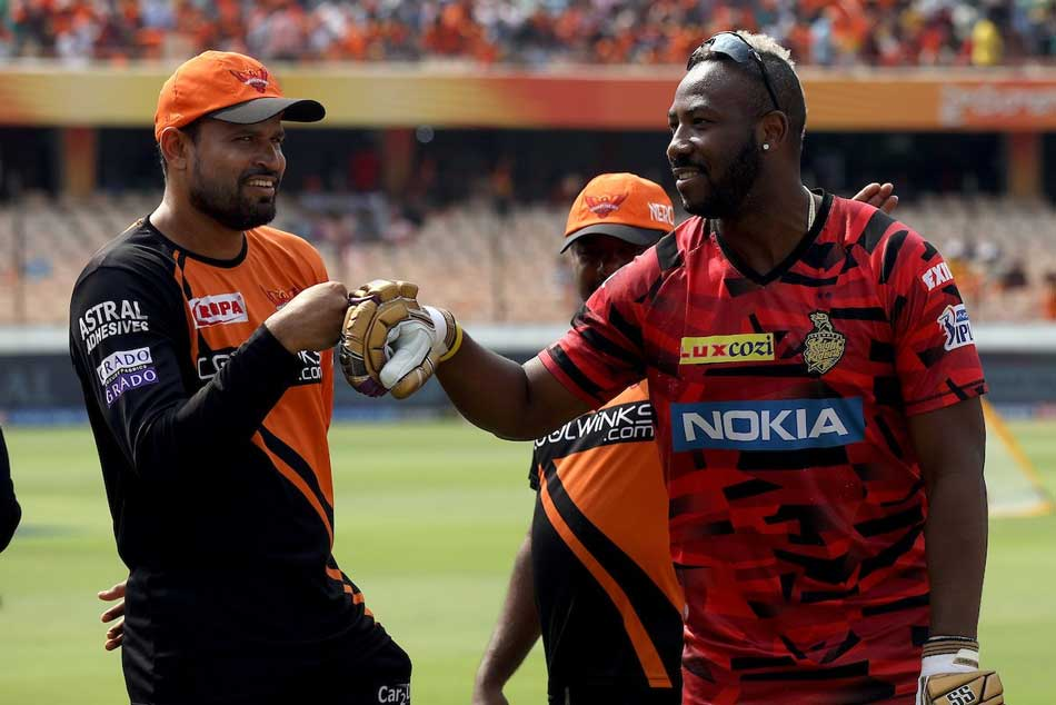 Sunrisers Hyderabad have won the toss and have opted to bowl
