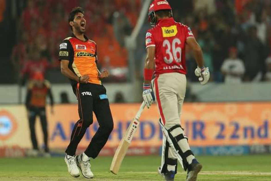 Ipl Match Stats Sunrisers Hyderabad Vs Kings Xi Punjab At The Rajiv Gandhi International Stadium