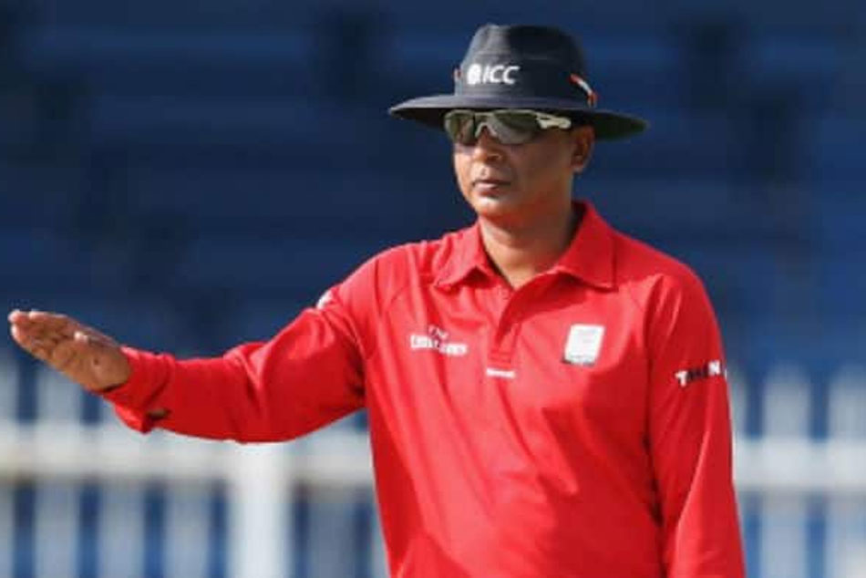 Icc Releases List Of Match Officials Sundaram Ravi Only From India