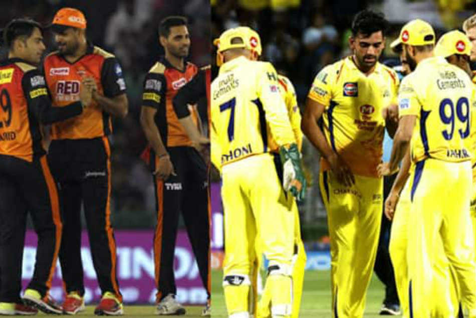 IPL 2019: Hyderabad vs Chennai match Today at Hyderabad