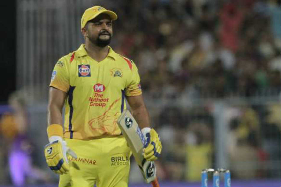 Csk Vs Srh I Think It Is A Very Good Wake Up Call Says Suresh Raina