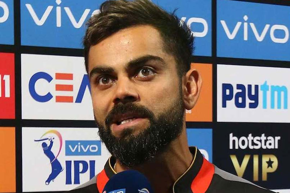 There is nothing more to say to the team says Virat Kohli