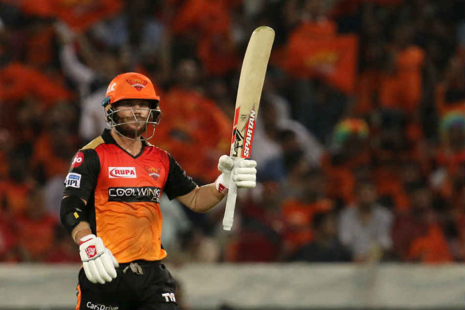 Ipl 2019 Srh Vs Kxip Live Score Ruthless Hyderabad Give Warner Perfect Farewell