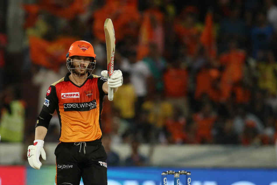 Ipl 2019 Srh Vs Csk Match In Hyderabad Bairstow Warner Star As Srh Win By Six Wickets