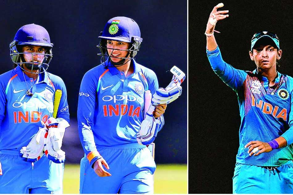 Womens T20 Challenge: Harmanpreet Kaur, Smrithi Mandhana, Mithali Raj to Lead the 3 teams