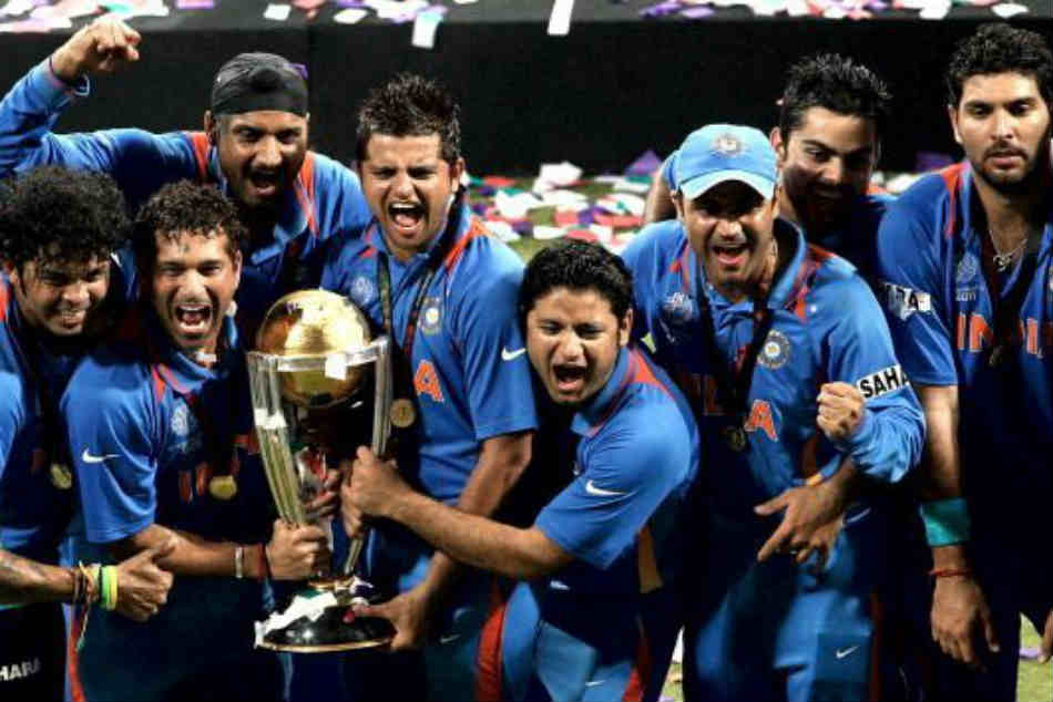 World Cup 2011 Victory Recalled By Sachin Tendulkar Virender Sehwag