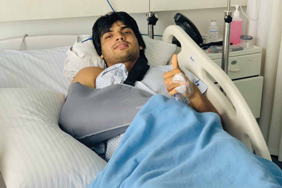Neeraj Chopra recovering without complications says AFI president