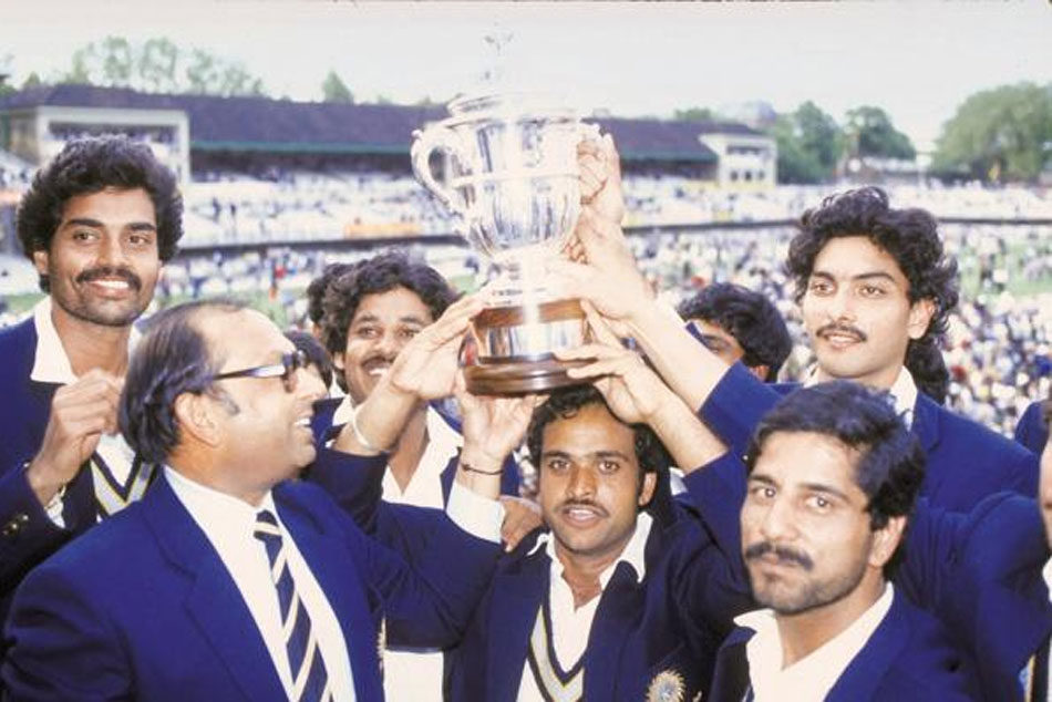 ICC Cricket World Cup 2019: When Lata Mangeshkar Performed for 1983 World Champion team India