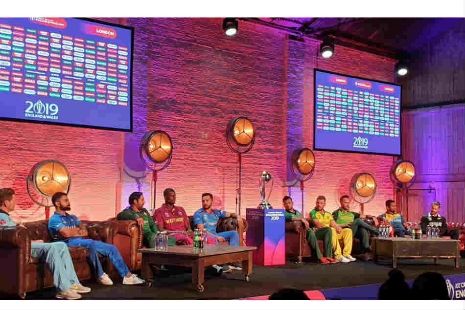 Icc Cricket World Cup 2019 Eoin Morgan Feels Ten Nation Event