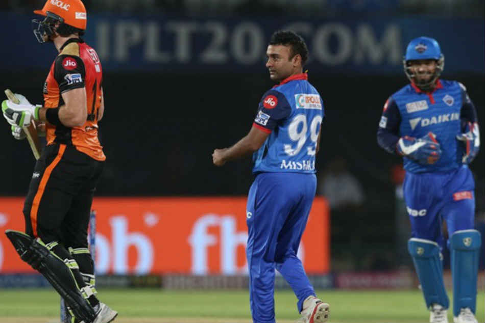 Ipl 2019 Eliminator Dc Vs Srh Match Statistical Highlights