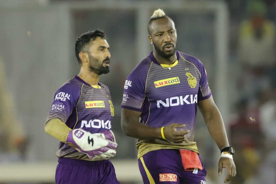 IPL 2019: Expecting Andre Russell to deliver everytime unfair says Dinesh Karthik