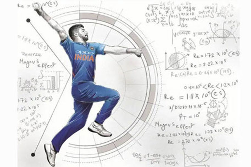 Iit Professor Reveals The Rocket Science Behind Jasprit Bumrahs Bowling Excellence