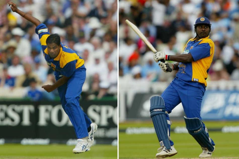 Former Sri Lanka Cricketers Nuwan Zoysa And Avishka Gunawardene Charged