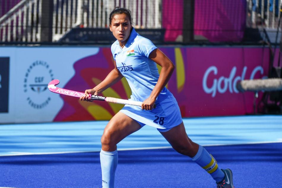 Korea Tour Rani Rampal To Lead 18 Member Indian Women S Hockey Team
