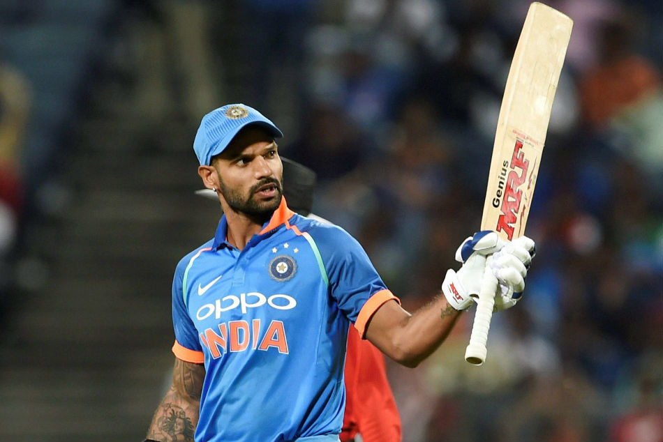 Icc Worldcup 2019 No Place For Negativity In My Life Says Shikhar Dhawan