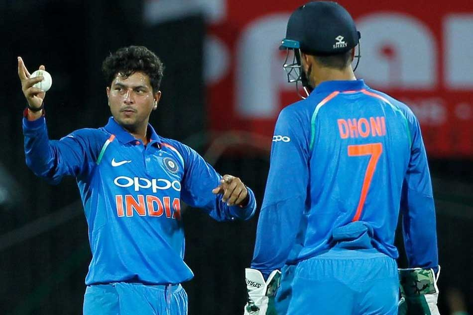 MS Dhoni Goes Wrong Lot Of Times With His Tips says Kuldeep Yadav
