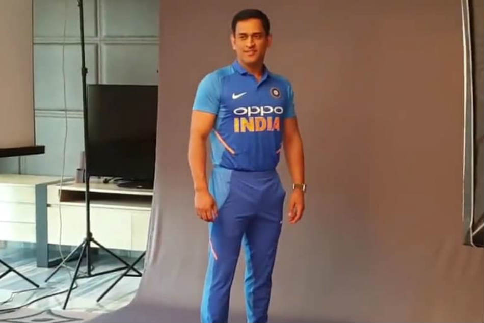 Pakistani Fan Puts Ms Dhoni S Name On World Cup 2019 Jersey