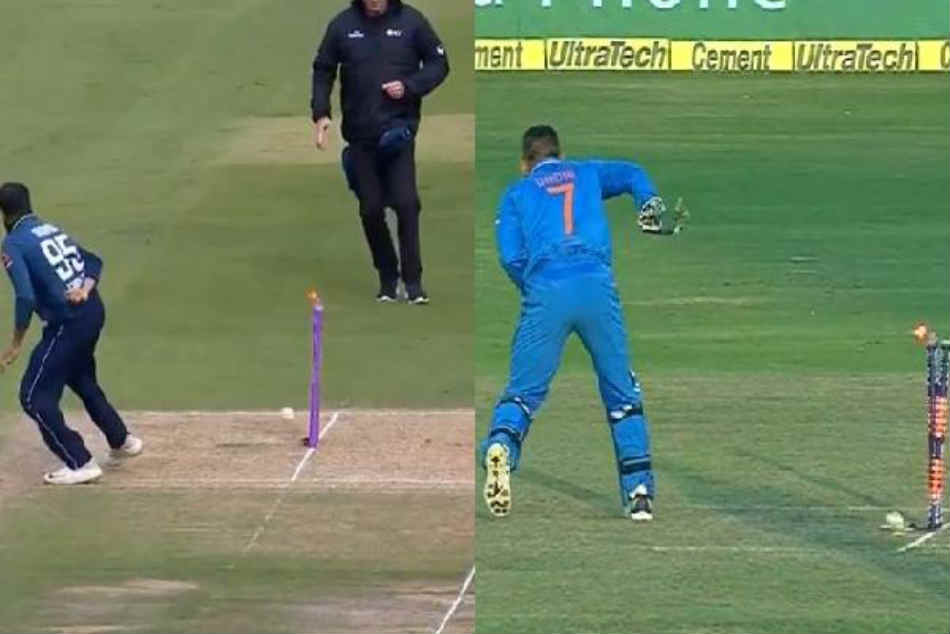 Watch Adil Rashid Pulls Off An Ms Dhoni During England Vs Pakisran 5th Odi
