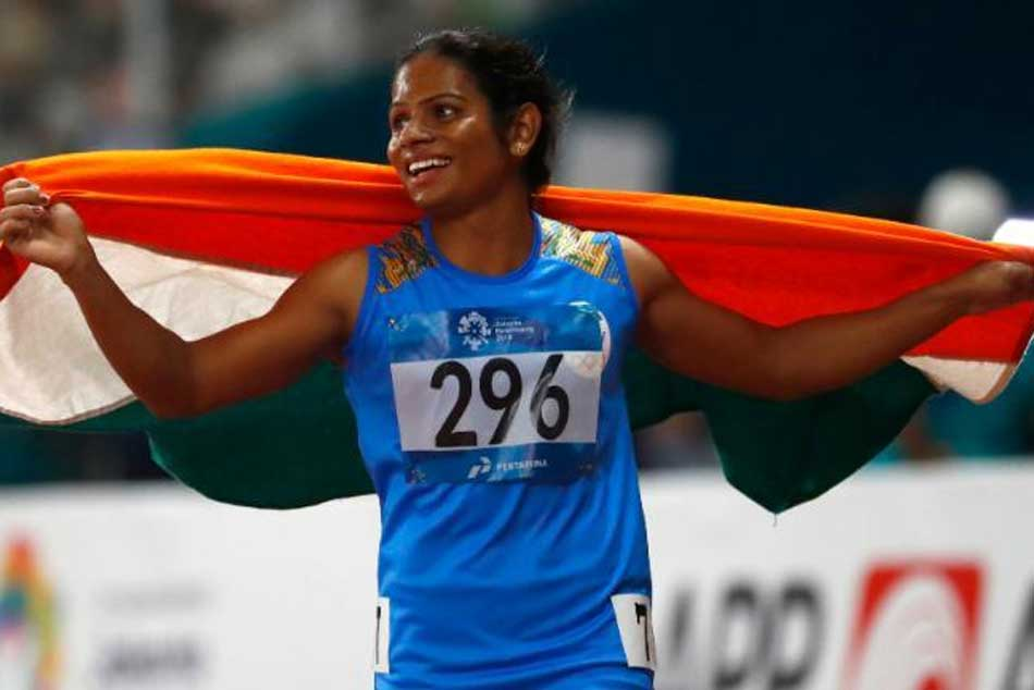 Ace sprinter Dutee Chand reveals she is in same-sex relationship with soulmate