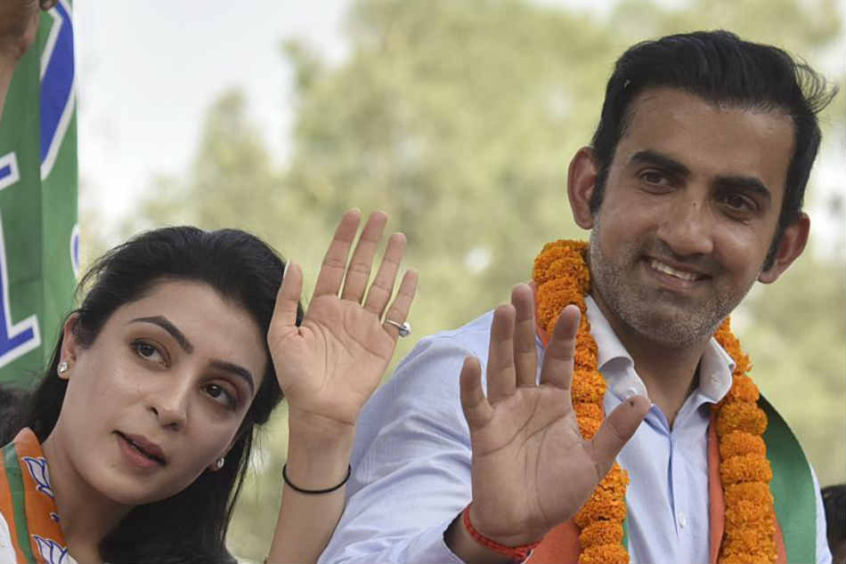 Indian cricketing fraternity lauds Gautam Gambhir after his victory in the General Elections