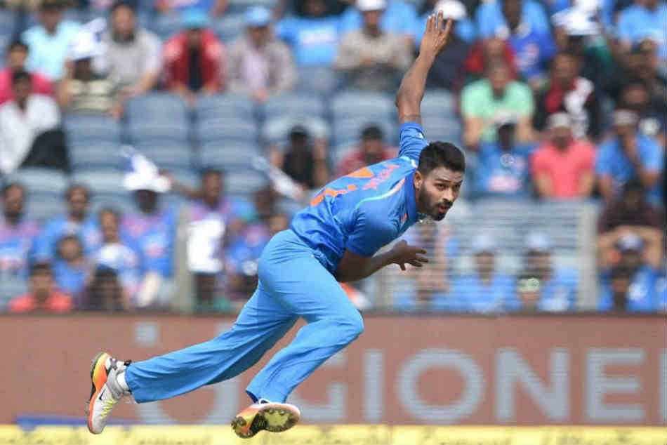 World Cup 2019 No Rest Days For Hardik Pandya As India All Rounder Sweats