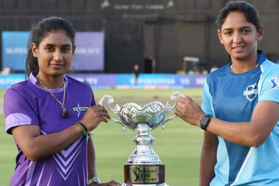 Women S T20 Challenge 2019 Final Match B W Supernovas Vs Velocity Match