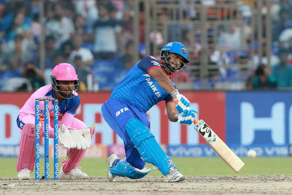 Ipl 2019 Rishab Pant Half Century Delhi Bags Onether Win
