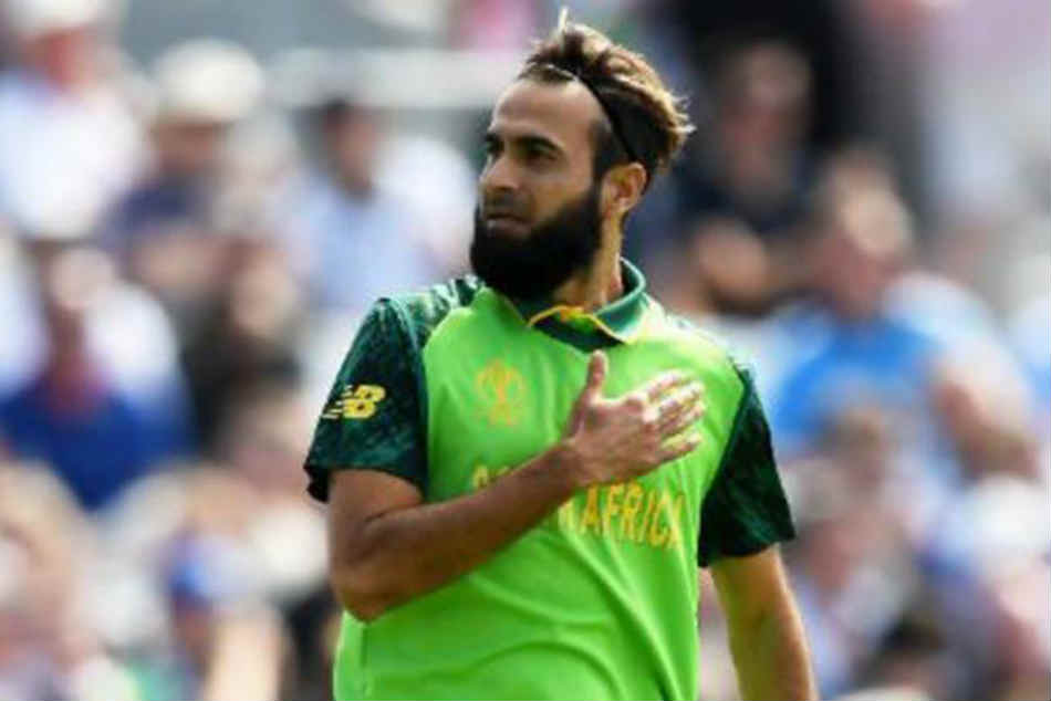 ICC Cricket World Cup 2019, England vs South Africa: Imran Tahir Becomes First Spinner To Bowl Opening Over At World Cup